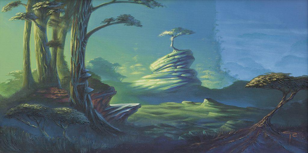 """Spiritual Forest"" (1999)"